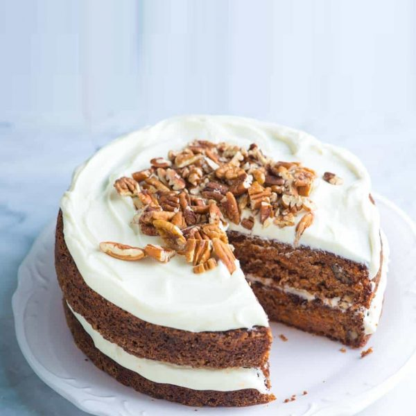 carrot cake by cake delivery singapore