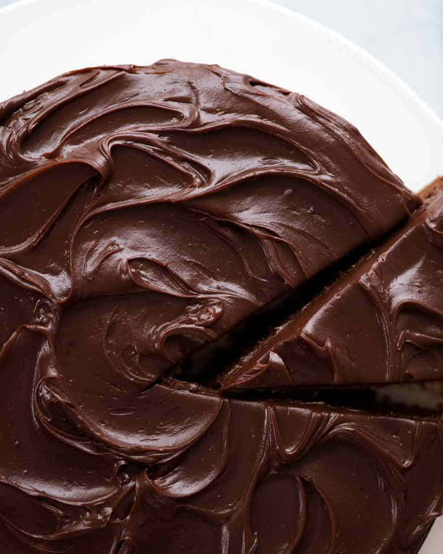 chocolate fudge cake by cake delivery singapore
