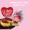 Anniversary Cake Bundle Set