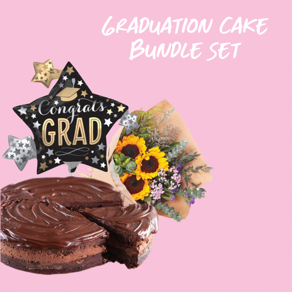 Graduation Cake Bundle Set