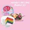 Mother's Day Cake Bundle Set