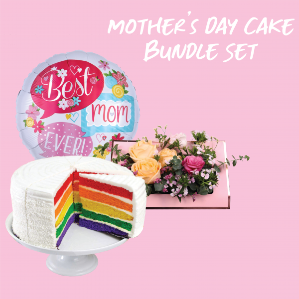 Mother's Day Cake Bundle Set