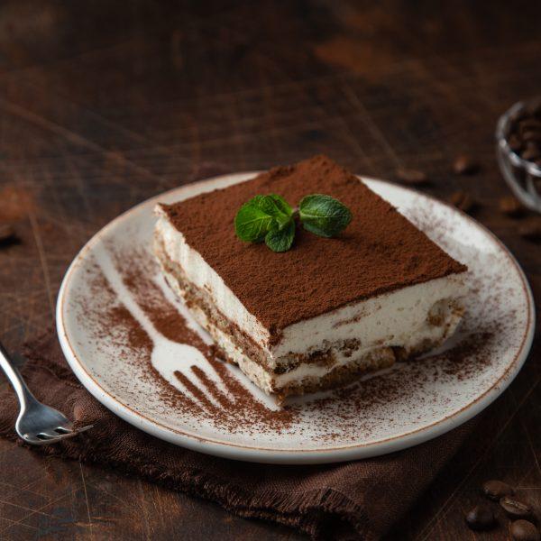 Mini Tiramisu Cakes