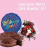 Welcome Party Cake Bundle Set