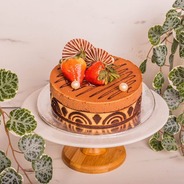 Chocolate Royaltine Cake by mori cakes