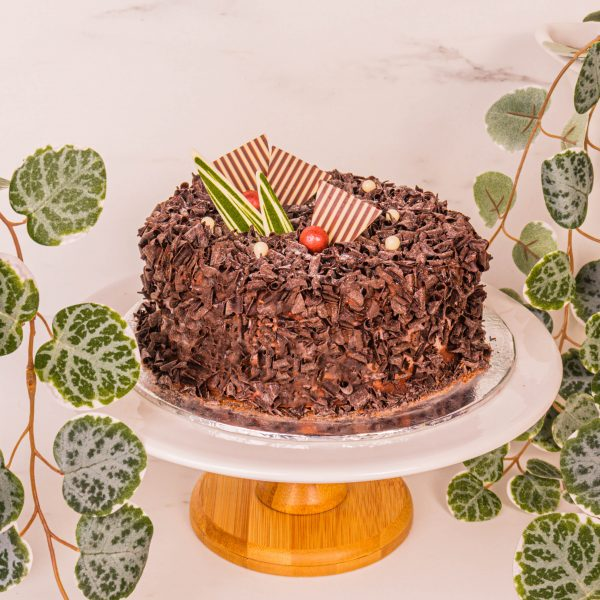 new zealand chocolate truffle cake by mori cakes