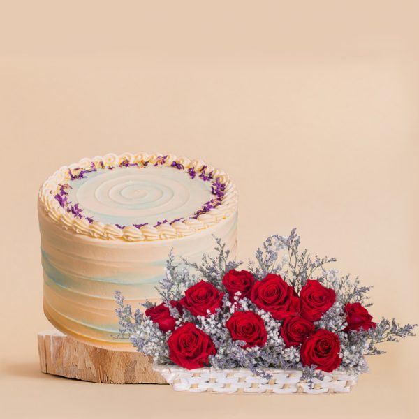 Cool mum mothers day bundle by mori cake delivery